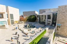 santa monica j paul getty museum