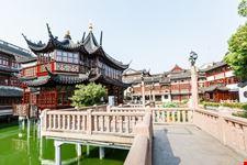 shanghai giardini di yuyuan