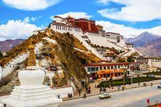 lhasa palazzo del potala