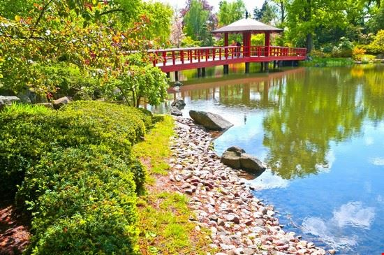 Foto giardini giapponesi a wroclaw 550x365 autore for Giardini giapponesi