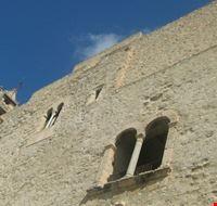 Uno scorcio del Castello Chiaramonte