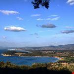 Portoferraio, visto dalla cima del Castel Volterraio
