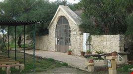 La cappella di Santa Barbara della Miniera Ciavolotta