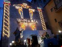 Festeggiamenti in onore della Madonna Assunta nell'omonima chiesa, particolare.