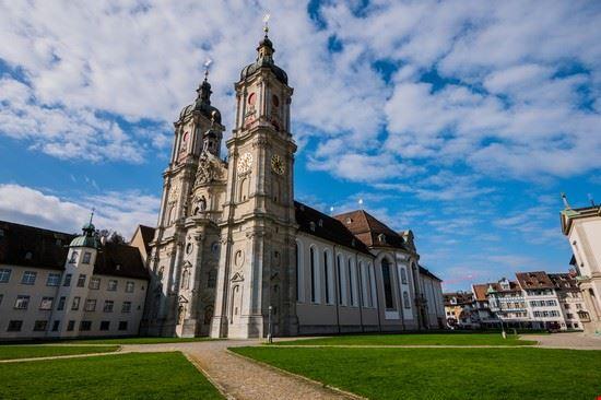 110895 bregenz abbazia di san gallo