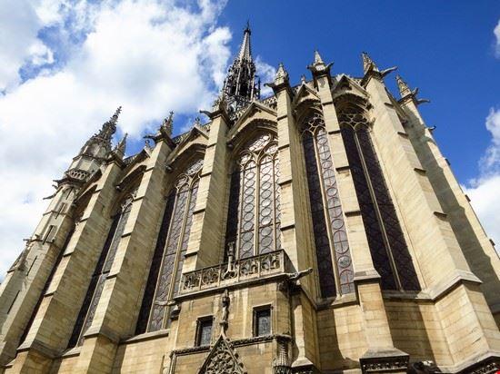110967 parigi sainte chapelle