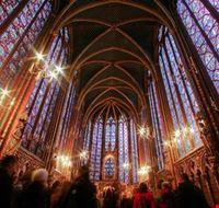 110968 parigi sainte chapelle