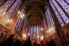 parigi sainte chapelle