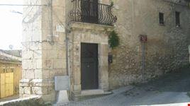 Favara, uno dei palazzi settecenteschi che sorge nel cuore del centro storico.