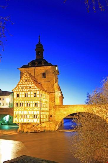 vecchio municipio bamberga