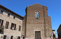 chiesa di san francesco a mondavio