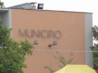 Scritta Municipio