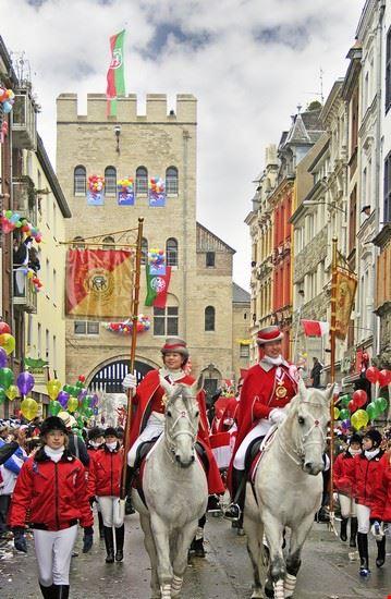 Parata di Carnevale
