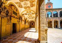 bologna palazzo dell  archiginnasio