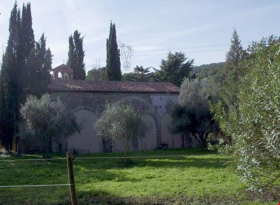 Lato dell'abbazia