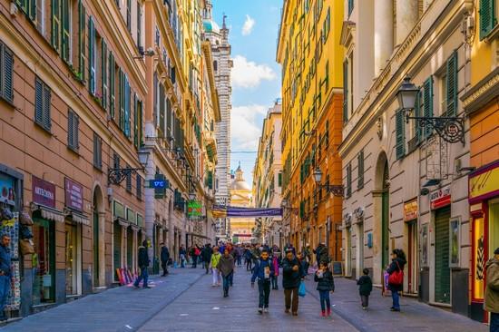 Hotel Genova Italia