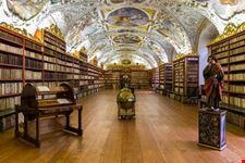 praga biblioteca del monastero