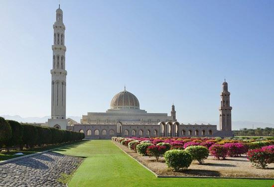 muscat moschea