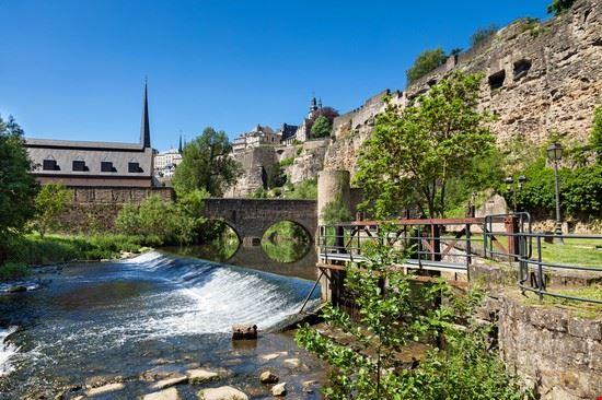 lussemburgo casemates
