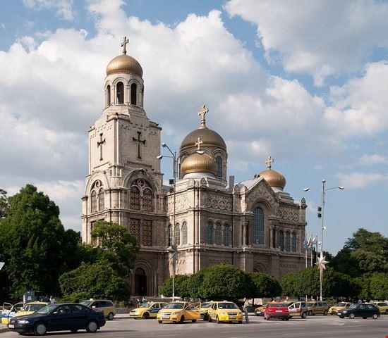 varna cattedrale della theotokos a varna