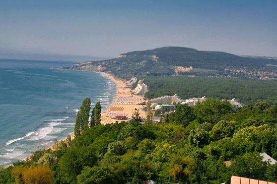 varna golden sands bulgaria