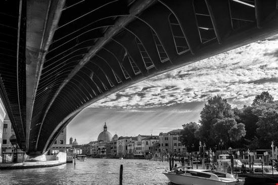 ponte di calatrava venezia