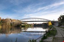 ponte di calatrava roma
