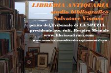 la spezia studio bibliografico salvatore viscuso