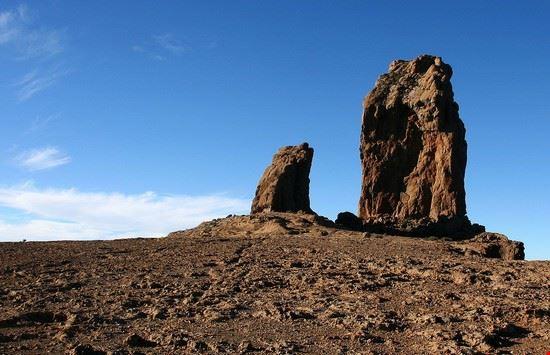 las palmas de gran canaria roque nublo