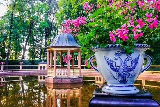 Foto giardino d 39 estate a san pietroburgo 550x367 autore redazione 1 di 2 - Il giardino d estate ...