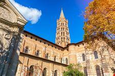 basilica di saint sernin tolosa