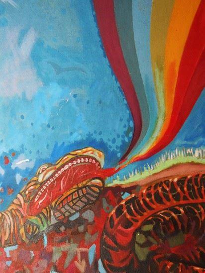 murales a satriano di lucania