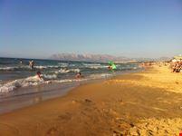 spiaggia d estate alcamo