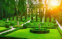 verona giardini giusti
