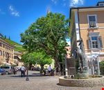 Fontana dedicata all'Egetmann