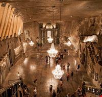 111888 miniera di sale di wieliczka cracovia