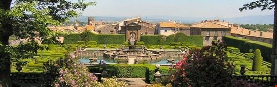 panorama villa lante