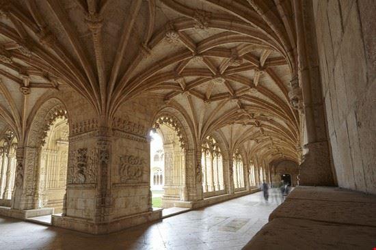 monastero di san geronimo lisbona