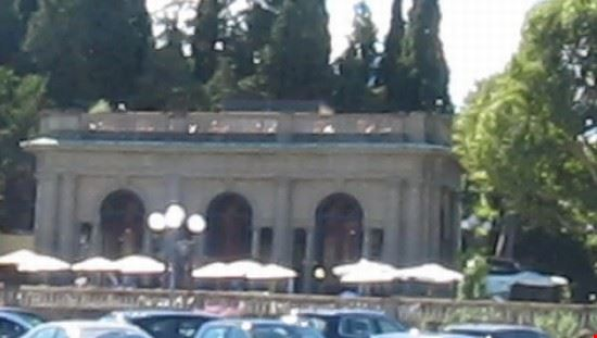 Loggia nel Piazzale Michelangelo