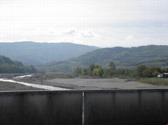 Dalla parte destra del ponte