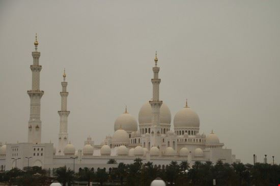 moschea scheik zayed abu dhabi