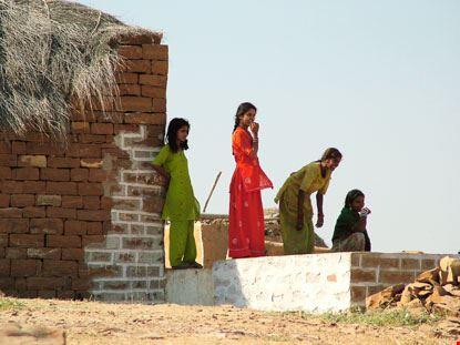 jaisalmer ragazze indiane
