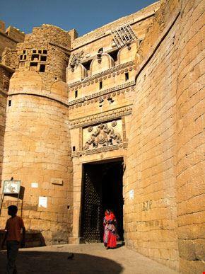 jaisalmer porta del forte