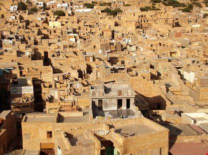 jaisalmer case di arenaria