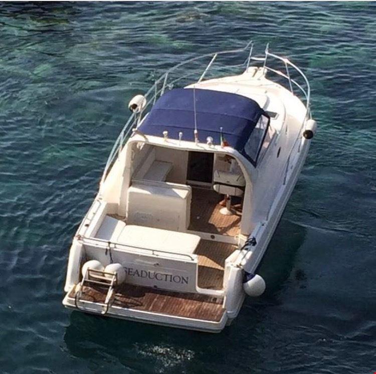 private boat  tour Amalficoast