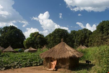 khartoum capanne africane