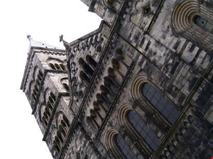 lund la cattedrale di domkyrka