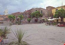 La piazzetta di Capoliveri