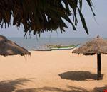 Peschereccio sulla spiaggia