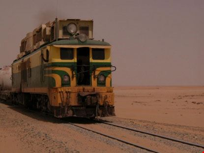 nouakchott ferrovia